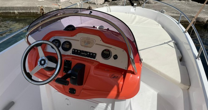 Rental Motorboat in Opatija - Sessa Marine Key Largo One