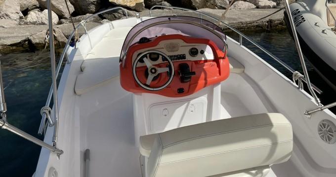 Rent a Sessa Marine Key Largo One Opatija