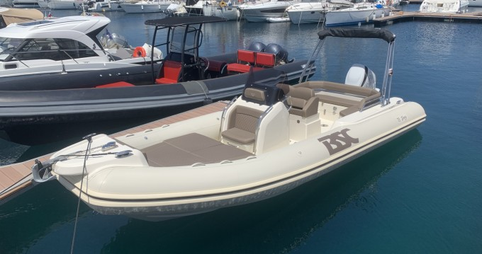 Rental yacht Ajaccio - Bsc BSC 78 on SamBoat