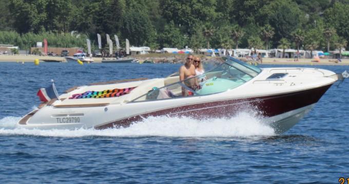 Rental Motorboat in Port Grimaud - Jeanneau Runabout 755