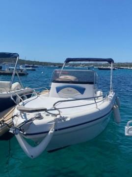 Rental yacht Mandelieu-la-Napoule - Ranieri Shadow 20 on SamBoat