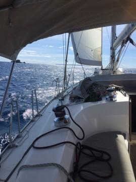 Rental Sailboat in Puerto Sherry - Bavaria Bavaria 45 Cruiser
