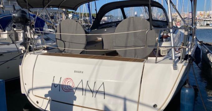 Boat rental Bavaria Bavaria 45 Cruiser in Puerto Sherry on Samboat