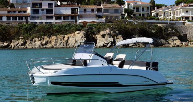 Rental yacht Blanes - Bénéteau Flyer 5.5 on SamBoat