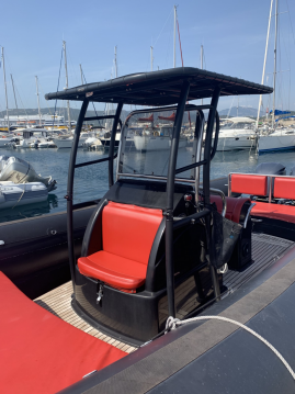 Hire RIB with or without skipper Sea Water Ajaccio