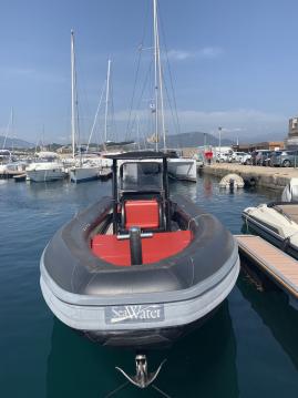 Rental RIB in Ajaccio - Sea Water Smeralda 300