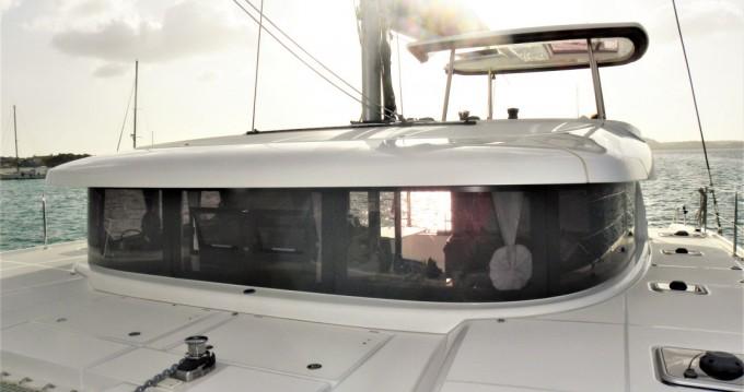 Rental yacht Anse Marcel - Lagoon Lagoon 42 on SamBoat