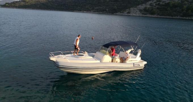 Marlin Boat Marlin Boat 29 Efb between personal and professional Split