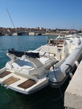 Rental RIB in Split - Marlin Boat Marlin Boat 29 Efb
