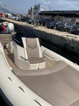 Boat rental Ajaccio cheap B1