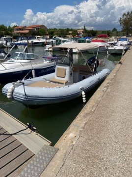 Zodiac Medline 660 Neo between personal and professional La Londe-les-Maures