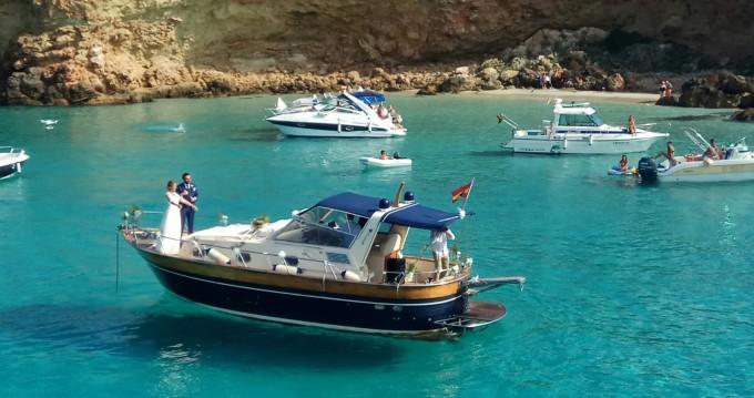 Rental Motorboat in Sant Antoni de Portmany - Apreamare 10