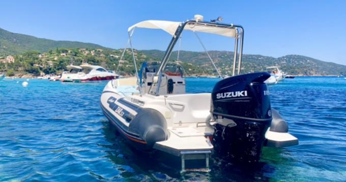 Rental yacht Bormes-les-Mimosas - Zar Zar 53 on SamBoat