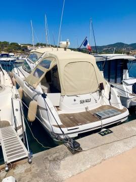 Boat rental Bormes-les-Mimosas cheap Prestige 34 Open