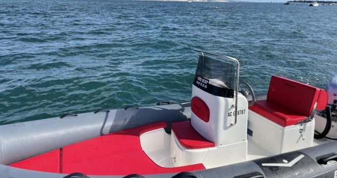 Boat rental Cap Ferret cheap Sport 80