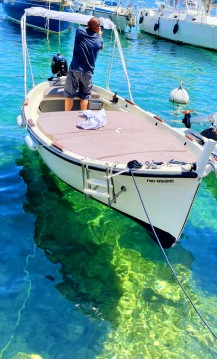 Hire Motorboat with or without skipper primula mare Villefranche-sur-Mer