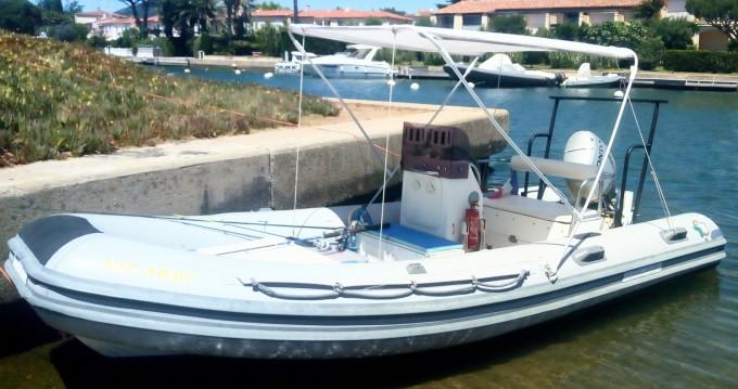 Boat rental Port Cogolin cheap 485