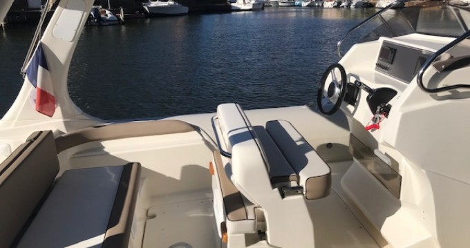 Boat rental Port Grimaud cheap 790