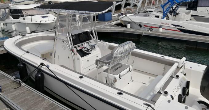 Boat rental Arzon cheap 245 CC