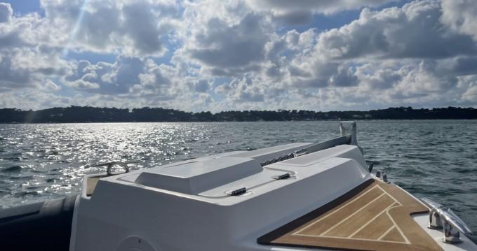 Boat rental Capelli Capelli 700 Sun in Grand Piquey on Samboat