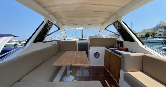 Boat rental Limassol cheap Sealine SC 35