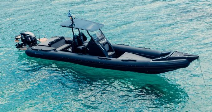 Boat rental Spetses cheap Open 960