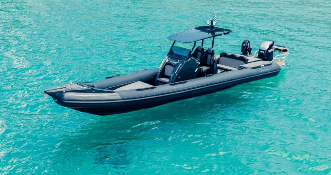 Rental yacht Spetses - Marvel Open 960 on SamBoat