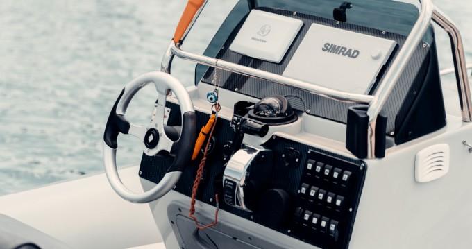 Boat rental Marvel Marvel 960 in Spetses on Samboat