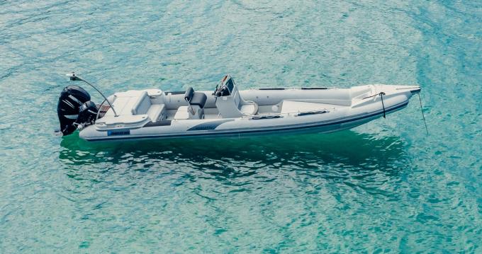 Rental yacht Spetses - Marvel Marvel 960 on SamBoat