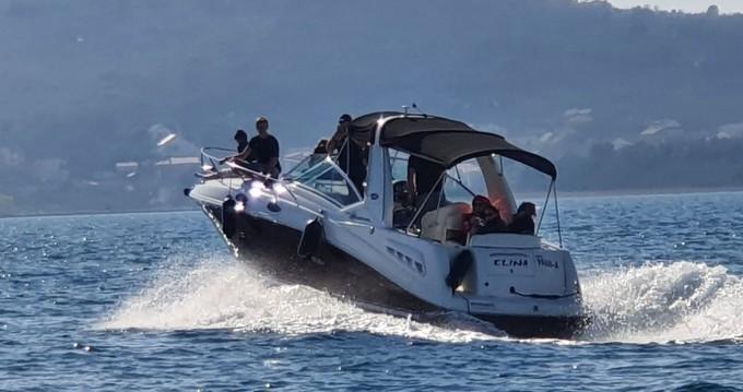 Boat rental Sea Ray Sea Ray 265 Sundancer in Šibenik on Samboat