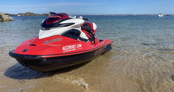Hire Jet Ski with or without skipper Sea-Doo Dinard