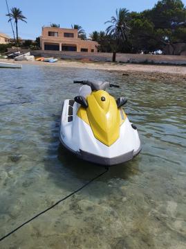 Rent a Yamaha YAMAHA VX1100 Formentera