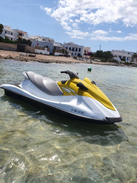 Jet Ski for rent Formentera at the best price