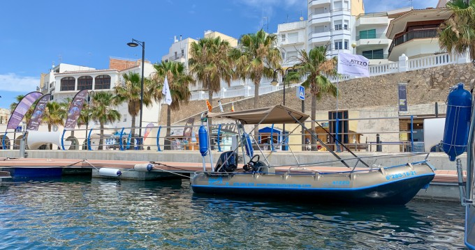 Boat rental Whaly whaly 435 in l'Ametlla de Mar on Samboat