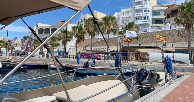 Rent a Whaly whaly 435 l'Ametlla de Mar