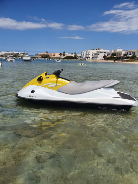 Hire Jet Ski with or without skipper Yamaha Formentera