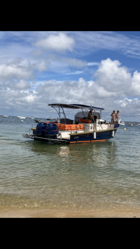 Beacher Beacher V10 Croisière between personal and professional Port d'Arcachon