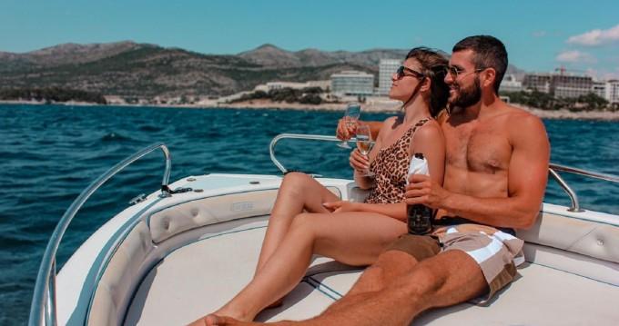 Rental yacht Dubrovnik - Ranieri Voyager 17 on SamBoat