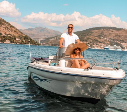 Hire Motorboat with or without skipper Ranieri Dubrovnik