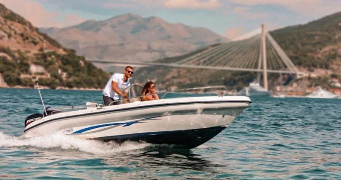 Rental Motorboat in Dubrovnik - Ranieri Voyager 17