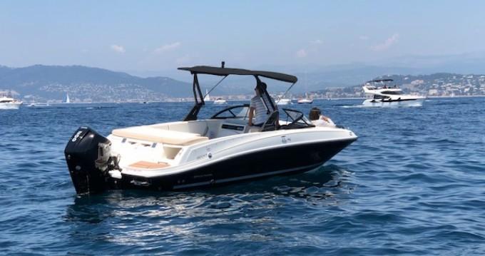 Rental yacht Mandelieu-la-Napoule - Bayliner VR6 - BOWRIDER on SamBoat