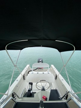 Boston Whaler Boston Whaler 22 Outrage between personal and professional Lège-Cap-Ferret
