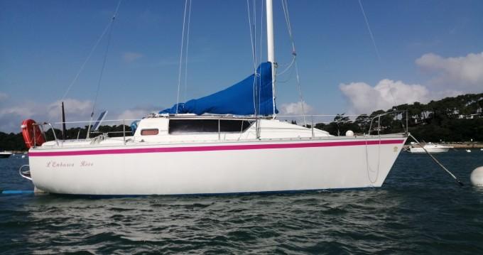 Boat rental L'Herbe cheap Gib Sea 262 DI