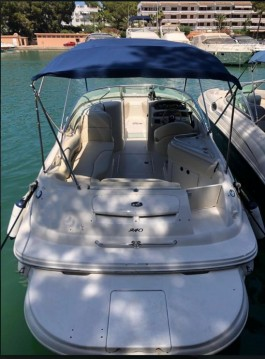Motorboat for rent Port d'Alcudia at the best price