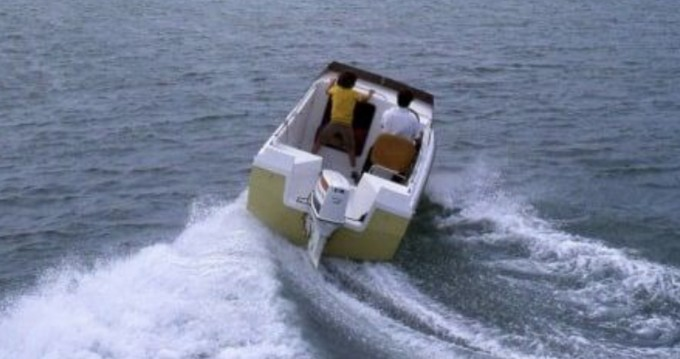 Jeanneau Skanes 470 between personal and professional Anglet