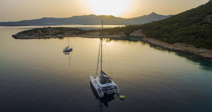Rental yacht Alimos - Lagoon Lagoon 560 S2 on SamBoat