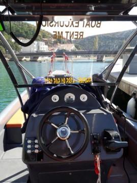 Rental yacht Novi Vinodolski -  Bura 850 on SamBoat