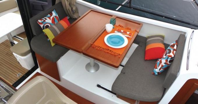 Boat rental Saint-Cyprien cheap Merry Fisher 855