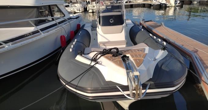 Boat rental Arcachon cheap Capelli 700