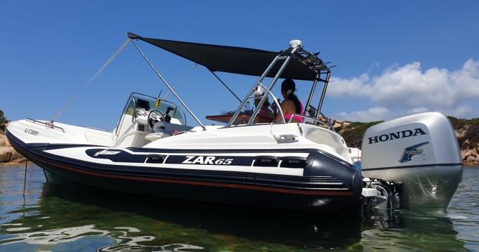 Rental yacht Propriano - Zar Zar 65 Suite on SamBoat